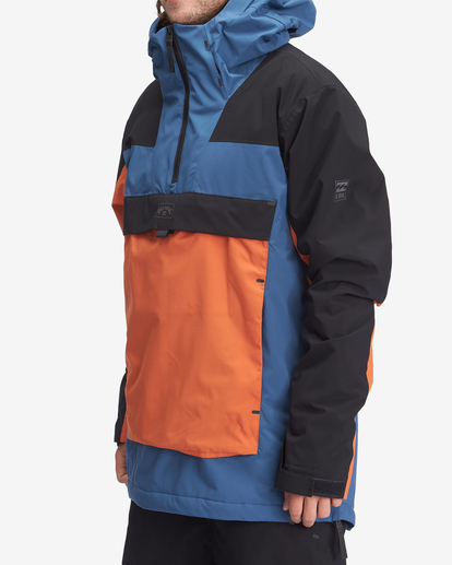 1 A/Div Quest Hooded Snow Jacket Multicolor EBYTJ00108 Billabong