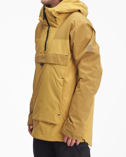 1 A/Div Quest Hooded Snow Jacket White EBYTJ00108 Billabong