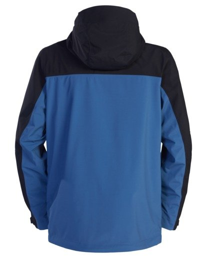 9 A/Div Reach Hooded Snow Jacket Multicolor EBYTJ00109 Billabong