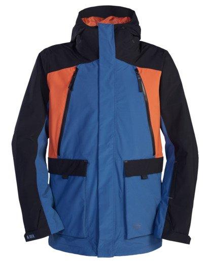 8 A/Div Reach Hooded Snow Jacket Multicolor EBYTJ00109 Billabong