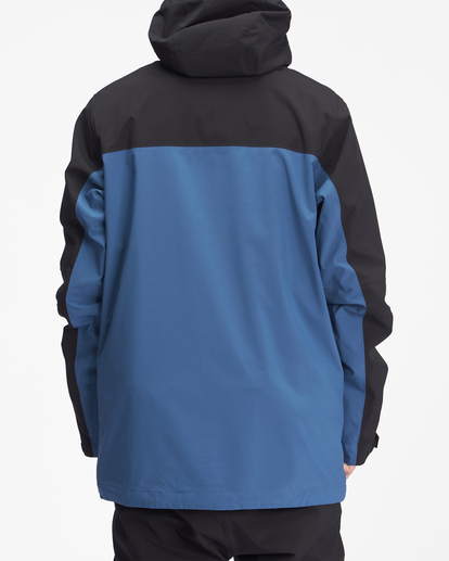 2 A/Div Reach Hooded Snow Jacket Multicolor EBYTJ00109 Billabong