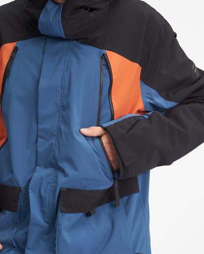 7 A/Div Reach Hooded Snow Jacket Multicolor EBYTJ00109 Billabong