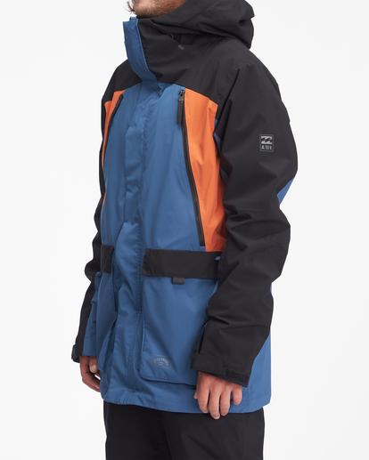 1 A/Div Reach Hooded Snow Jacket Multicolor EBYTJ00109 Billabong
