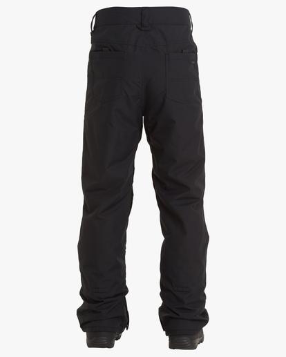 1 Outsider Snow Pants Black EBYTP00102 Billabong