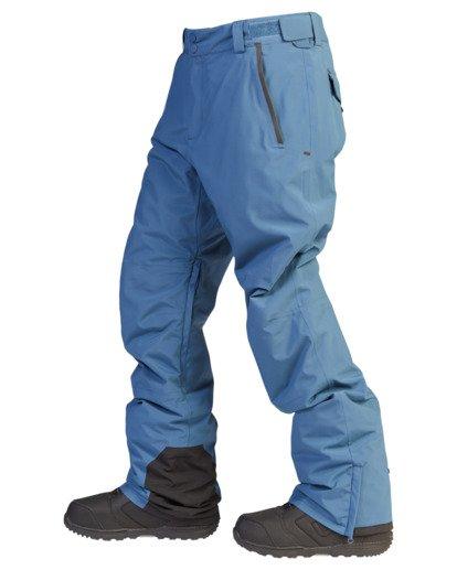 7 A/Div Compass Snow Pants Multicolor EBYTP00103 Billabong
