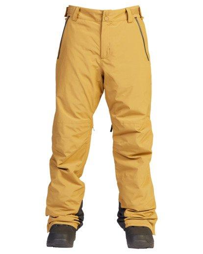 6 A/Div Compass Snow Pants Brown EBYTP00103 Billabong