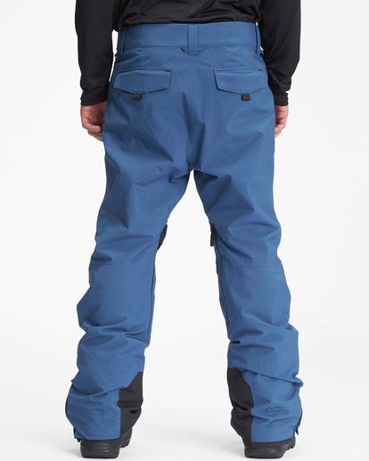 2 A/Div Compass Snow Pants Multicolor EBYTP00103 Billabong