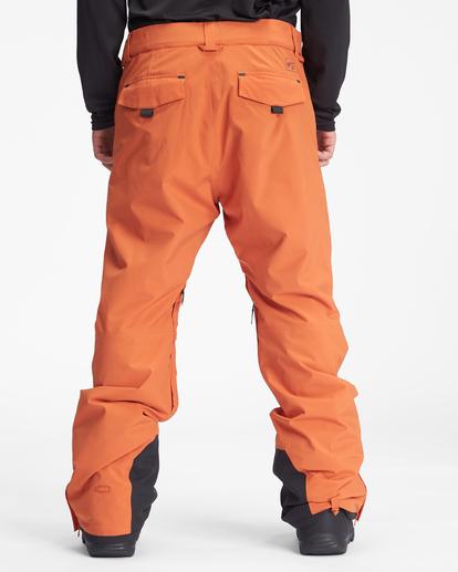2 A/Div Compass Snow Pants Pink EBYTP00103 Billabong