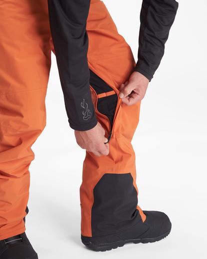 4 A/Div Compass Snow Pants Pink EBYTP00103 Billabong