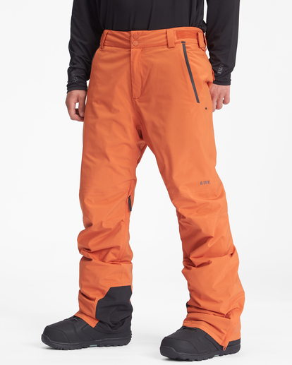 1 A/Div Compass Snow Pants Pink EBYTP00103 Billabong