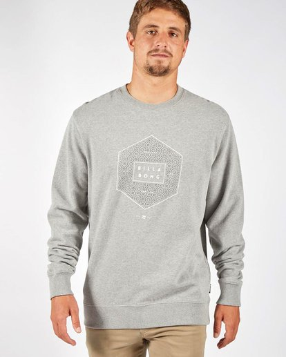0 ACCESS CREW Gris F1CR03BIF7 Billabong