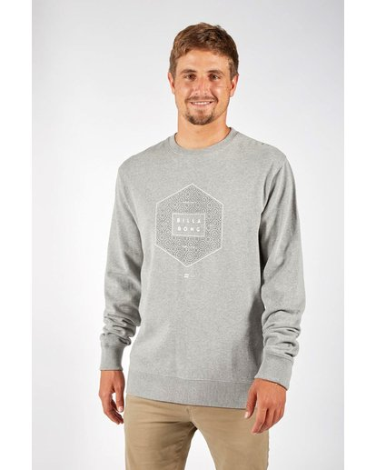 1 ACCESS CREW Gris F1CR03BIF7 Billabong