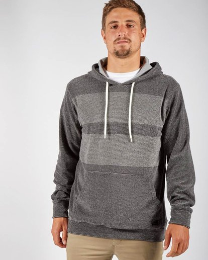 1 FLECKER BLOCKED PULLOVER Noir F1FL12BIF7 Billabong