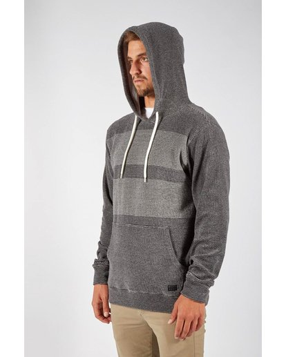 3 FLECKER BLOCKED PULLOVER Noir F1FL12BIF7 Billabong