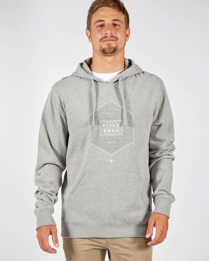 1 ACCESS HOOD Grey F1HO03BIF7 Billabong