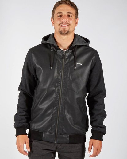 1 FUTUR PROOF JACKET Noir F1JK06BIF7 Billabong