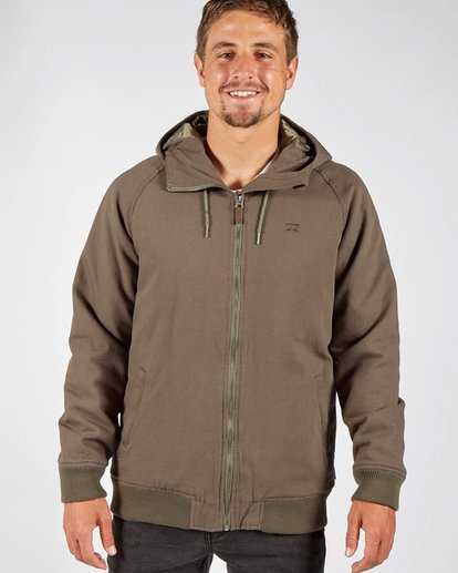 1 ALL DAY CANVAS JACKET  F1JK07BIF7 Billabong