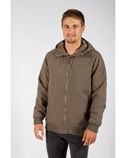 2 ALL DAY CANVAS JACKET  F1JK07BIF7 Billabong