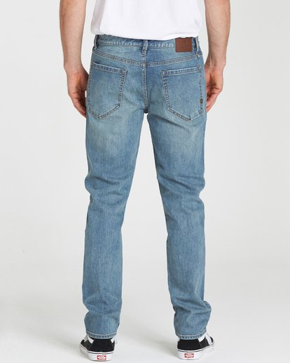 2 Outsider Jean  F1PN01BIF7 Billabong