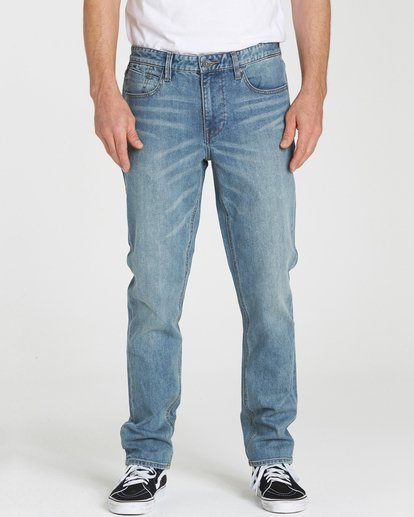 0 Outsider Jean  F1PN01BIF7 Billabong