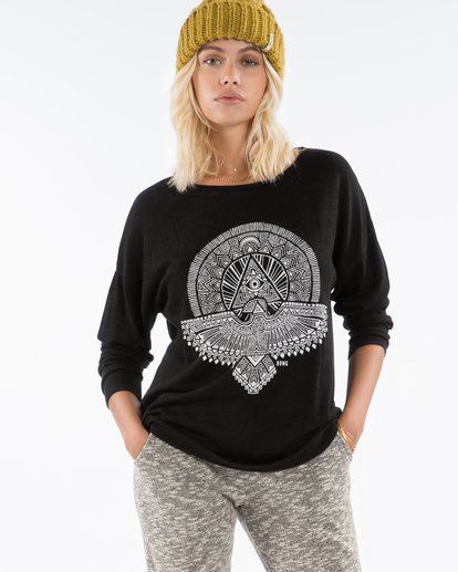 0 MAGICAL WINTER Black F3LS02BIF7 Billabong