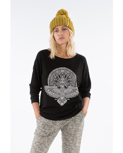 3 MAGICAL WINTER Black F3LS02BIF7 Billabong