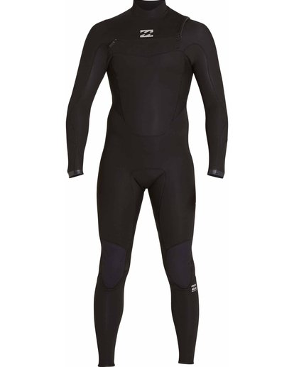 0 3/2 Absolute Chest Zip Wetsuits Black F43M21BIF7 Billabong