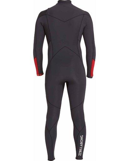 4 3/2 Absolute Chest Zip Wetsuits  F43M21BIF7 Billabong