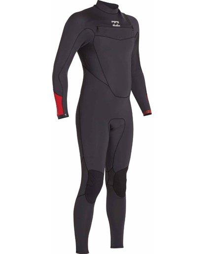 6 3/2 Absolute Chest Zip Wetsuits  F43M21BIF7 Billabong