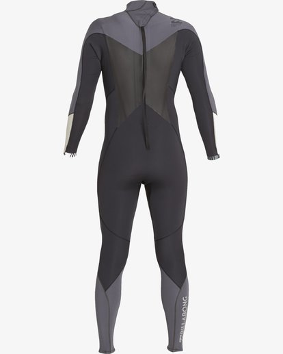 1 3/2 Absolute-Comp Back Zip Wetsuits Black F43M22BIF7 Billabong