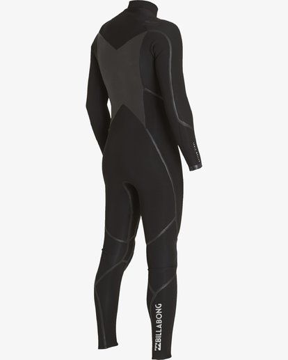 1 5/4 Absolute X Chest Zip Wetsuits Schwarz F45M20BIF7 Billabong