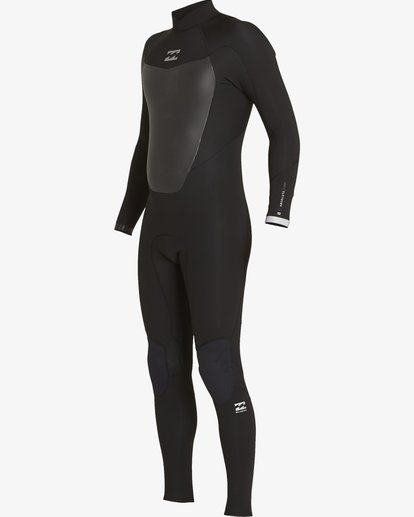 0 5/4 Absolute Back Zip Wetsuits Noir F45M22BIF7 Billabong