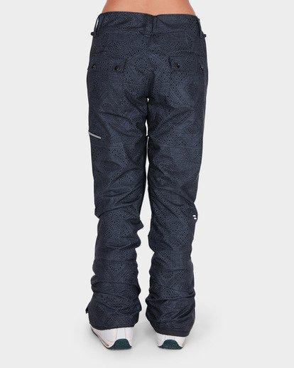2 SUKA+ SNOW PANT Black F6PF05 Billabong