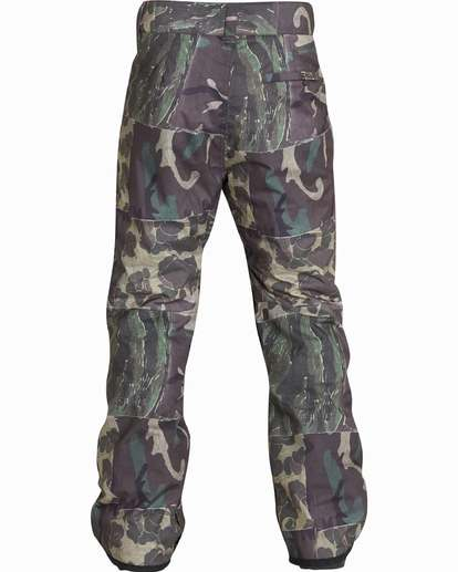 2 LOWDOWN Camo F6PM01BIF7 Billabong