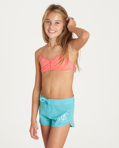 "1 Girls' Sol Searcher 2"" Boardshort  G101LSOL Billabong"