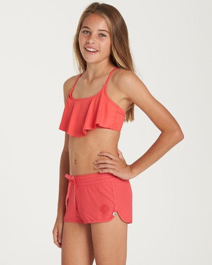 1 Girls' Sol Searcher Volley Boardshort  G101QBSO Billabong