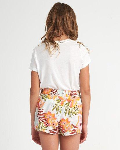 2 Girls' Skirt It Over Grey G2011BSK Billabong