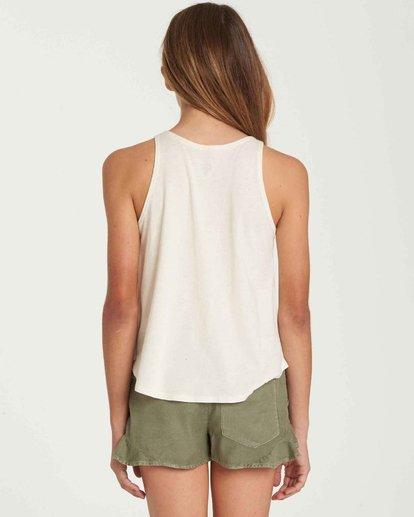 2 Girls' Mad For You Short Green G201QBMA Billabong
