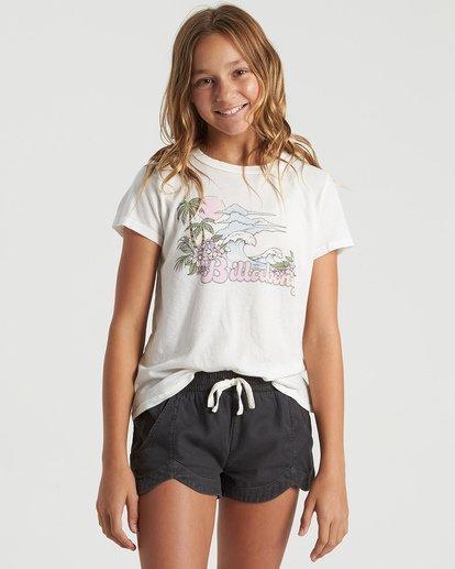 3 Girls' Mad For You Shorts Black G203JMAD Billabong
