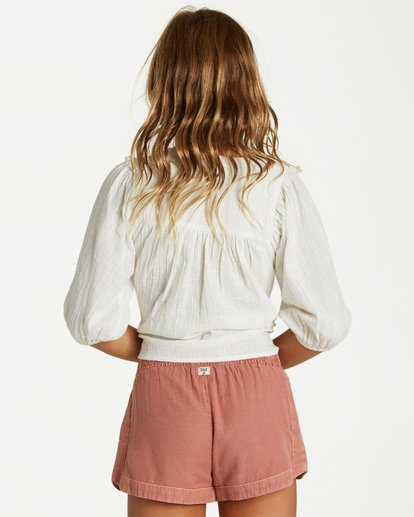 2 Girls' Mad For You Short Brown G203JMAD Billabong