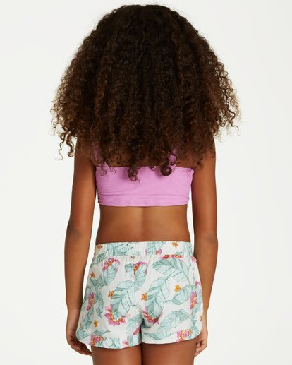 2 Girls' Mad For You Short  G203JMAD Billabong