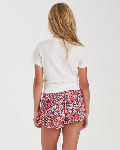 5 Girls' Ruff Play Short Black G2042BRU Billabong