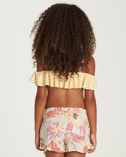 2 Mad For Summer Short Yellow G204QBMA Billabong