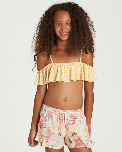 0 Mad For Summer Short Yellow G204QBMA Billabong
