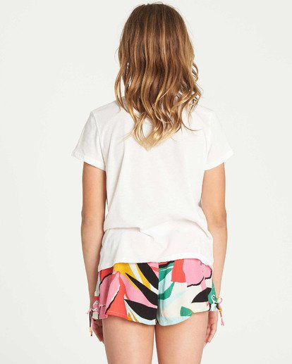1 Girls' Criss Cross Promise Short  G204TBCR Billabong