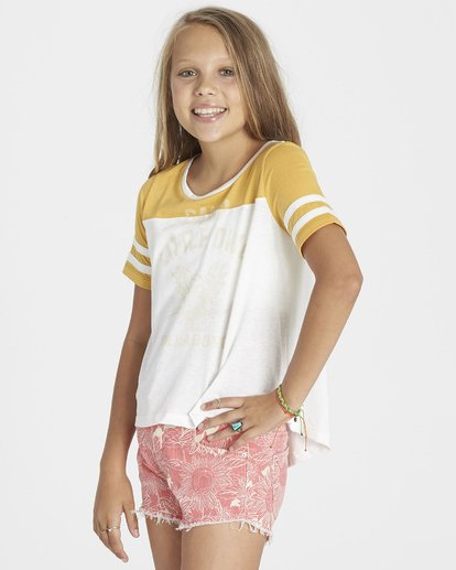 1 Girls' Sun Soul Shorts  G208KSUN Billabong