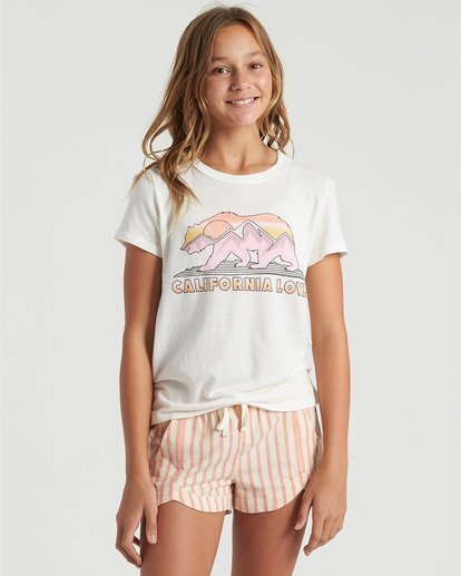 0 Girls' Mad For You Short Multicolor G2123BMA Billabong