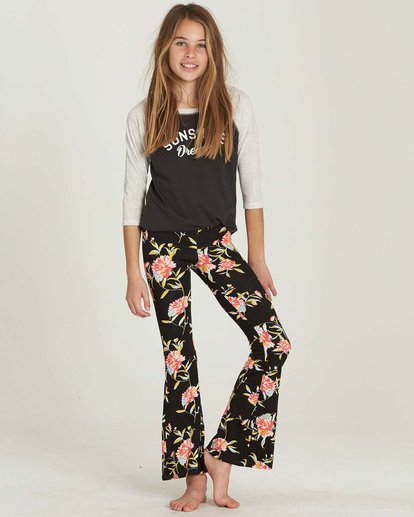 0 Girls' Every Day Pant  G301MEVE Billabong