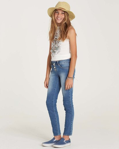 2 Girls' Side To Side Pant  G301NBSI Billabong