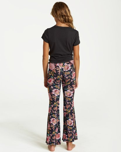 2 Girls' Tell Me Pant Black G301PBTE Billabong
